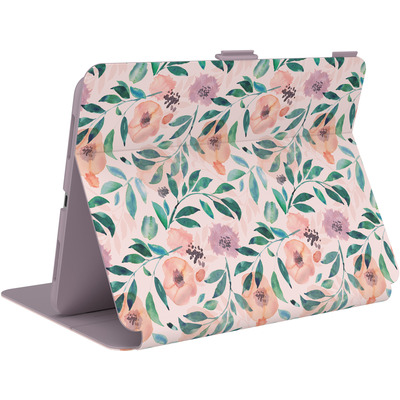 Speck Balance Folio Print Case Apple iPad Air 10.9 (2020)/ iPad Pro 11 inch (2018/2020) Watercolor Roses - with .....