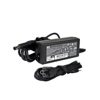 HP 65W ADPTR 3P/RC netvoeding - Zwart