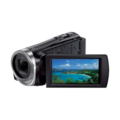 Sony digitale videocamera: HDR-CX450 - Zwart