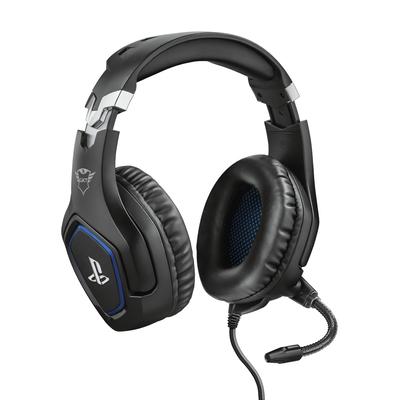 Trust GXT 488 Forze PS4 Headset - Zwart