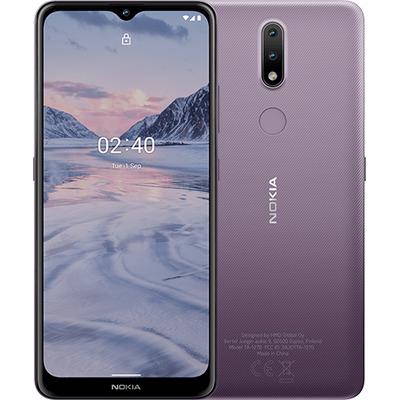 Nokia 2.4 Smartphone - Paars 32GB