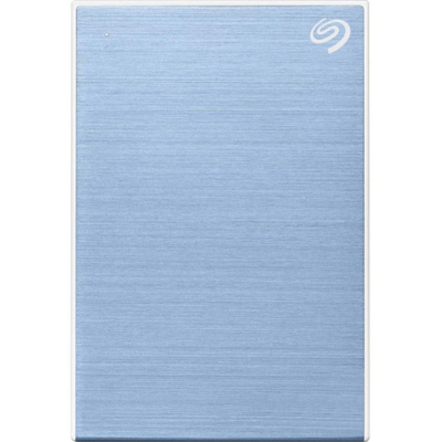 Seagate One Touch 2000GB, USB 3.1 Type-C, Blue - Blauw