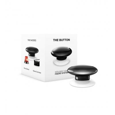 Fibaro : The Button Black - Wit