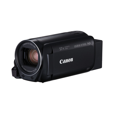 Canon LEGRIA HF R806 Digitale videocamera - Zwart