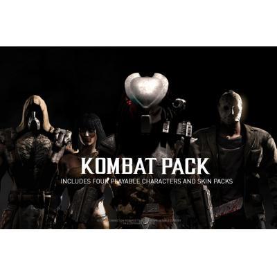 Warner bros : Mortal Kombat X - Kombat Pack