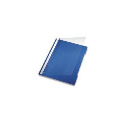 Leitz Standard Plastic File A4 Orange (1 stuks) Stofklepmap - Oranje