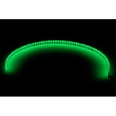Phobya Computerkast onderdeel: LED-Flexlight HighDensity green 60cm - Groen