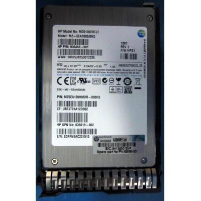 HP 653965-001-RFB SSD
