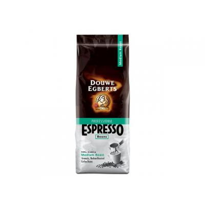 Douwe egberts drank: Koffie DE Espresso medium roast/pk 1000g