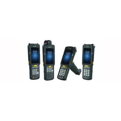 Zebra MC3300 - numeric PDA - Zwart