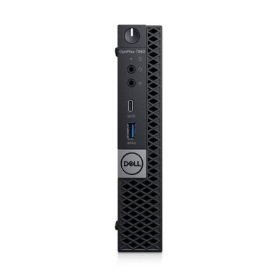 DELL OptiPlex 7060 pc - Zwart