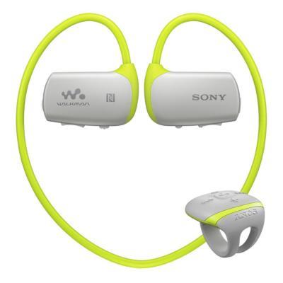Sony MP3 speler: Walkman NWZ-WS613 - Groen