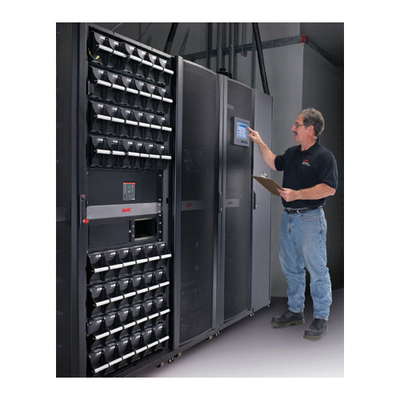 APC Scheduling Upgrade to 7X24 for Existing Assembly Service for up to 40 kVA UPS or Battery Frame Garantie