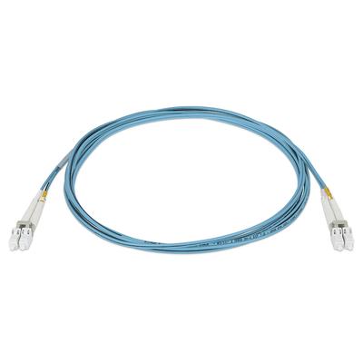 Extron 2LC OM4 MM P/15 Fiber optic kabel - Aqua-kleur