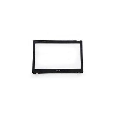 Asus notebook reserve-onderdeel: LCD Bezel Assembly - Zwart