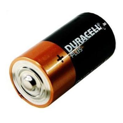 Duracell batterij: Plus Power C, 6 Pack