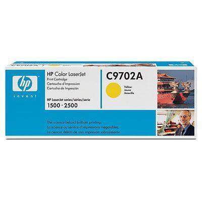 HP C9702A toner