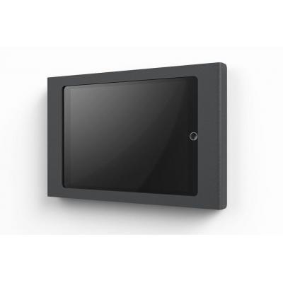 Heckler Design 9.7'', VESA, powder coated steel, black, grey, 1.36kg - Zwart, Grijs