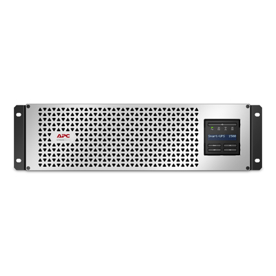 APC Smart-Li-ion SMTL1500RMI3UC Noodstroomvoeding - 6x C13, Short Depth, Rack Mountable, 3U, SmartConnect, 1500VA .....