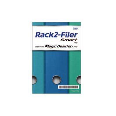 Fujitsu OCR software: Rack2-Filer Smart V1.0 + Magic Desktop