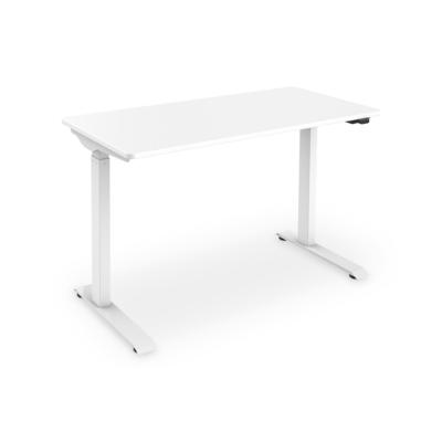 Digitus Electric height-adjustable, 120x60x18cm top 50kg load, white Desk