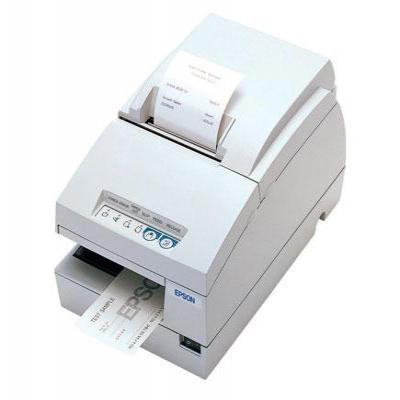 Epson dot matrix-printer: TM-U675 (012): Serial, w/o PS, ECW