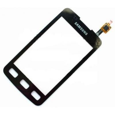 Samsung mobile phone spare part: Galaxy XCover GT-S5690, touch panel, black