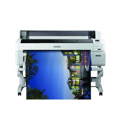 Epson SureColor SC-T7200D Grootformaat printer - Cyaan, Magenta, Mat Zwart, Foto zwart, Geel