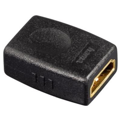 Hama 00039860 Kabel adapter - Zwart