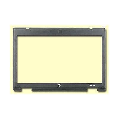Hp notebook reserve-onderdeel: Display bezel - For use on 6470b models - Zilver