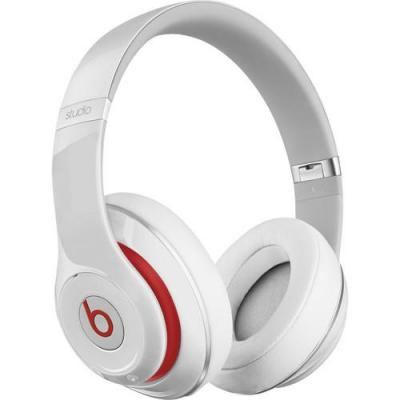 Apple headset: Studio Wireless - Wit