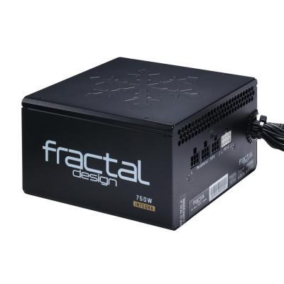 Fractal Design Integra M Power supply unit - Zwart