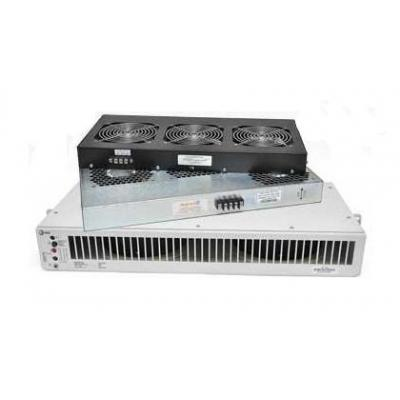 Cisco cooling accessoire: High speed fan tray module for the 7609-S chassis, 760 CFM, 6.1 kg, Spare - Zwart