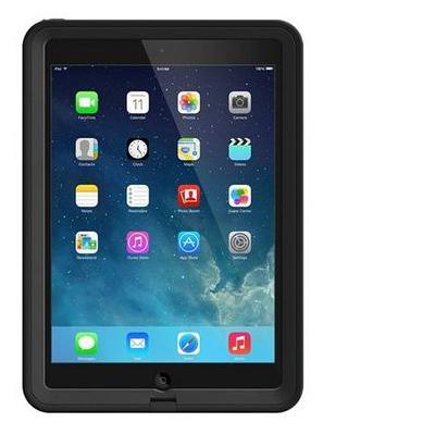 Belkin tablet case: LifeProof, Apple iPad Air - Zwart