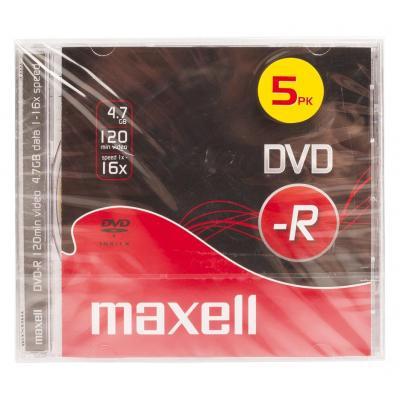 Maxell DVD: MAX-DMR47JC