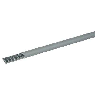 C2g cable-trunking system: Legrand Over Floor Trunking - 50x12mm - Grijs
