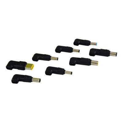 LC-Power 90 - 264 V, 50 - 60 Hz, 0.460 kg, 65 W Netvoeding - Zwart