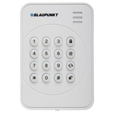 Blaupunkt beveiliging: Draadloos Toetsenpaneel KP-R1, SA2900 en de Q serie - Wit