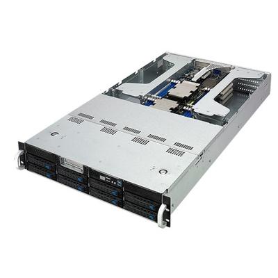 Asus server barebone: ESC4000 G4 - Zwart, Zilver