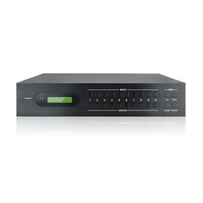 PTN-Electronics 1920 x 1080, 1080p, HDMI, DVI-D, RS232, VGA Video switch - Zwart