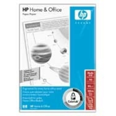 HP Home and Office Paper, 80 gr/m², A4/210 x 297 mm/5x500 vel Papier