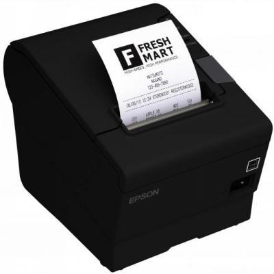 Epson pos bonprinter: TM-T88V-654 - Zwart