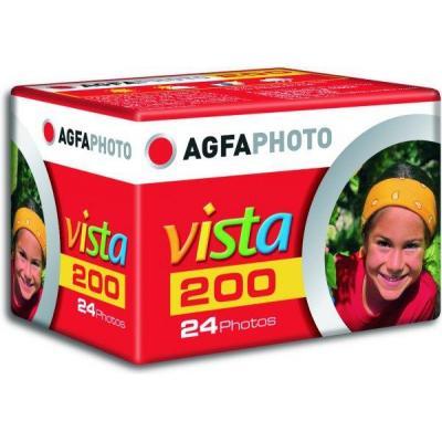 Agfaphoto kleurenfilm: Vista 200, 135-24, 3 Pcs
