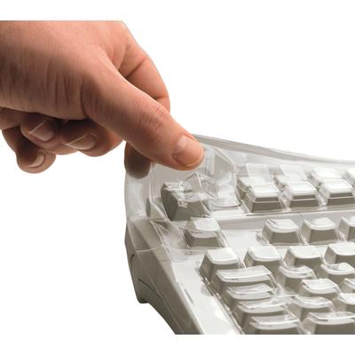Cherry toetsenbord accessoire: WetEx - Transparant