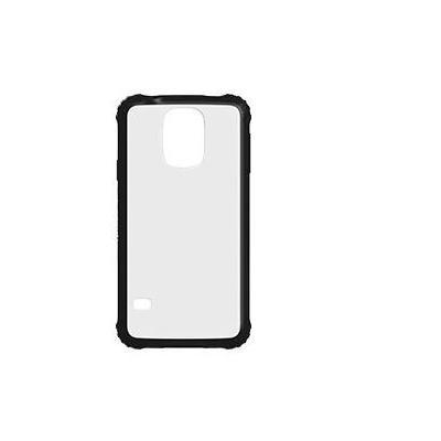 Griffin mobile phone case: Survivor Clear - Zwart, Transparant