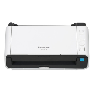 Panasonic KV-S1015C Scanner - Zwart,Wit