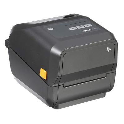 Zebra ZD420t TT - USB - Ethernet - BTLE (300dpi) Labelprinter - Grijs