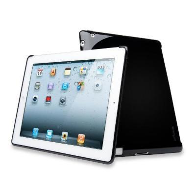 Kensington tablet case: Protective Back Cover voor iPad 2 - Zwart