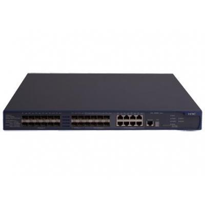 Hewlett Packard Enterprise ProCurve 5500-24G-SFP EI Refurbished Switch - Zwart - Refurbished .....
