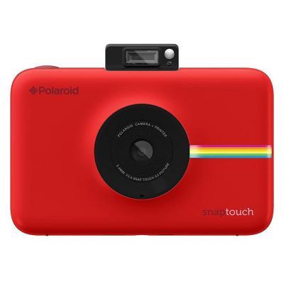 Polaroid direct klaar camera: Snap Touch - Rood